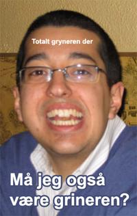 grineren mand