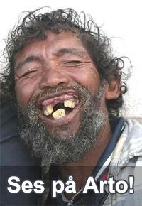 grineren tænder