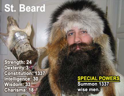 Kæmpe skæg