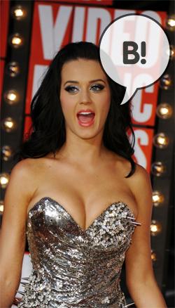 Katy Perry læser BonusNinja.net