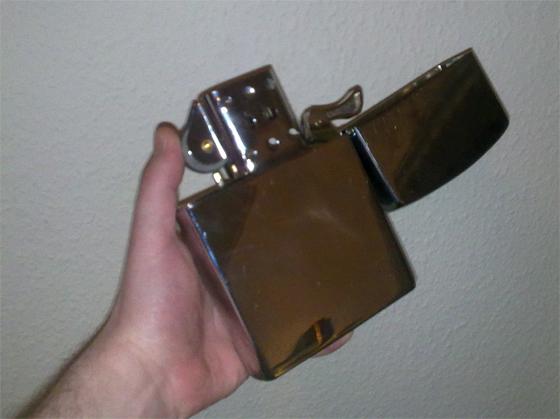 Zippo-lighter 1